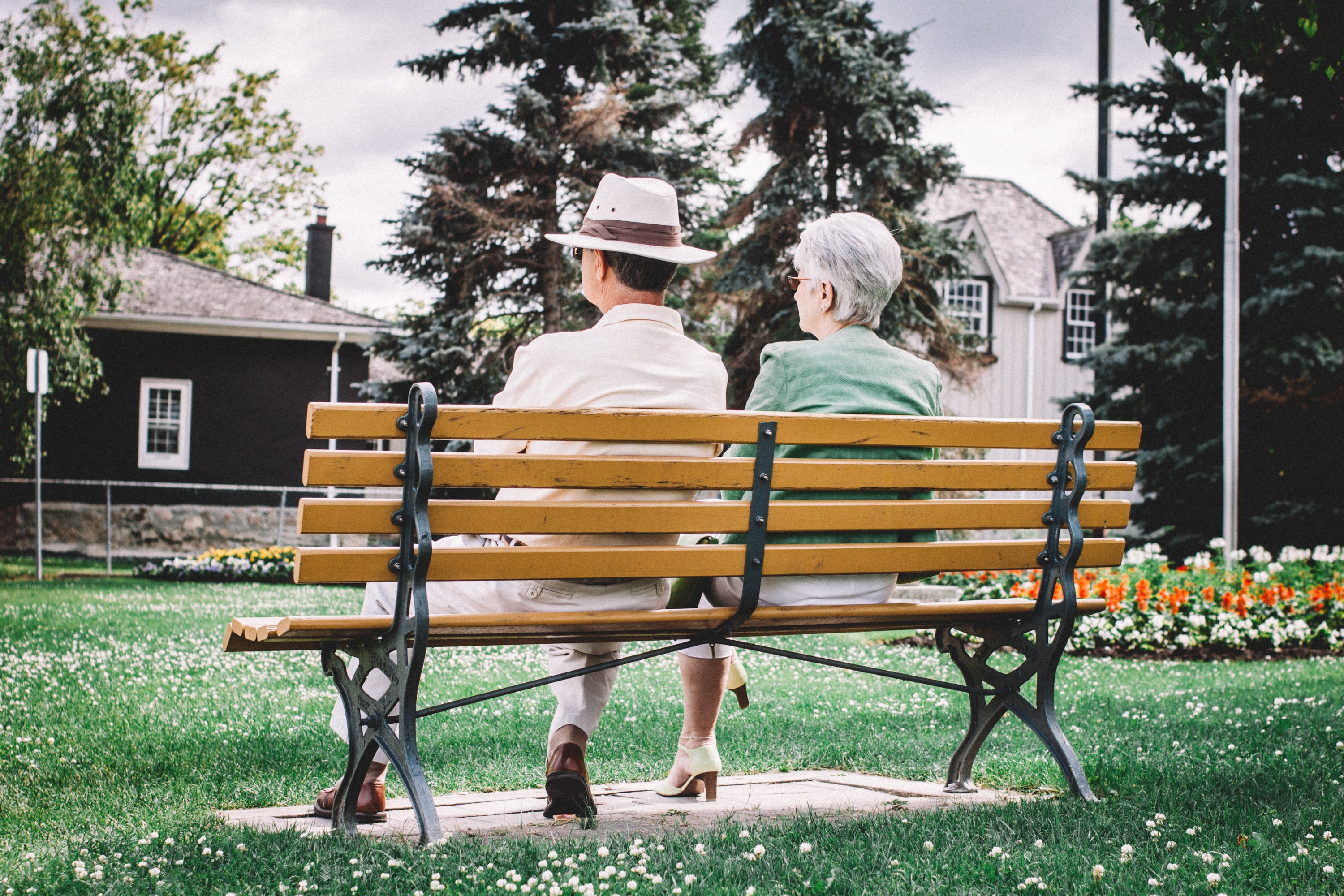 Online dating is also possible for singles over 60